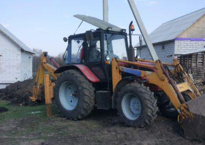 Услуги трактора Белгород